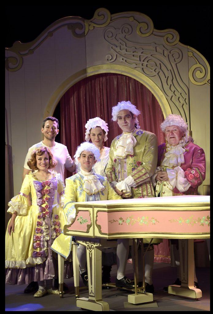 הקסם של מוצרט